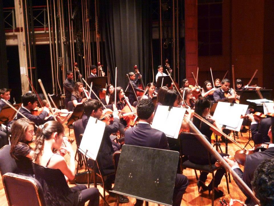 Orquesta Sinfónica Juvenil de Cantaura