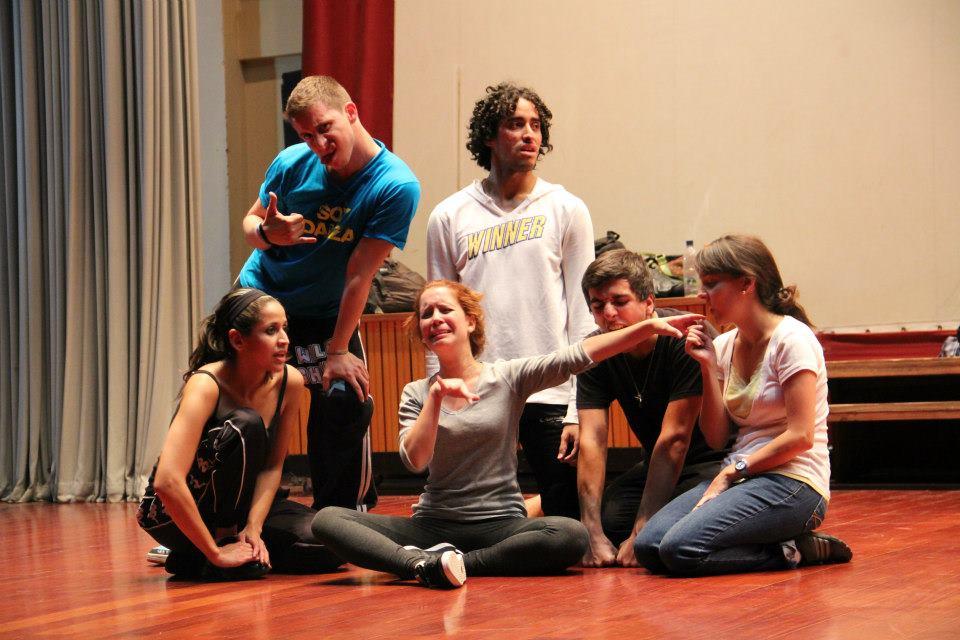 Se realizan audiciones para La Escuela de Teatro Musical en el Centro cultural Chacao