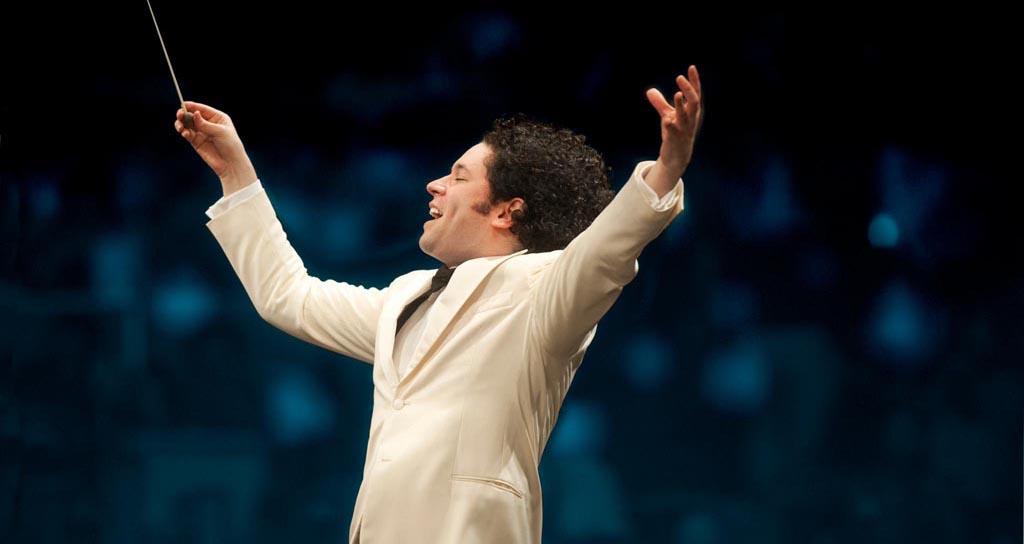 Transmisión en vivo desde internet: Gustavo Dudamel dirige Beethoven y Schubert