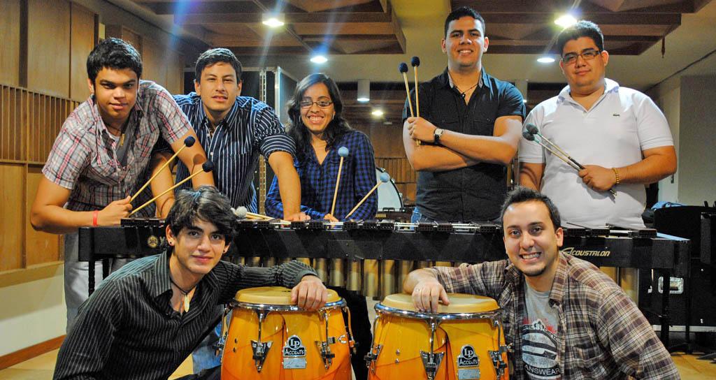 El Ensamble Amalgamado promete un vibrante concierto de percusión