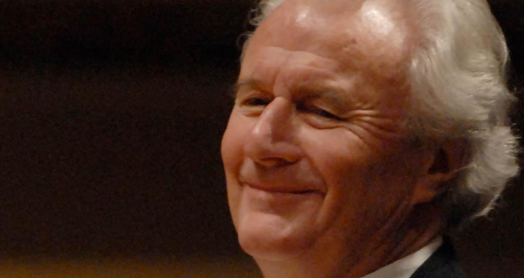 Muere el director de orquesta británico Colin Davis