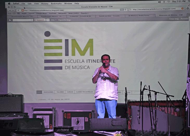 Venezuela presente en el IV Congreso Latinoamericano de Escuelas de Música, CLAEM – 2013