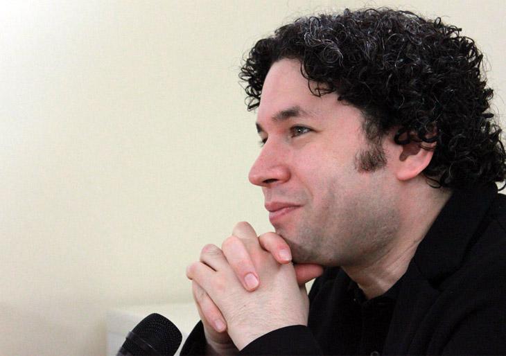 Gustavo Dudamel, de cerca: la cara que pocas veces se ve del arquitecto de la música