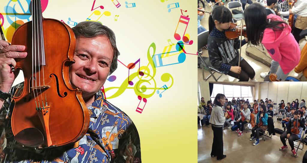 Florece en Japón el primer núcleo de El Sistema de Orquestas y Coros Juveniles e Infantiles de Venezuela