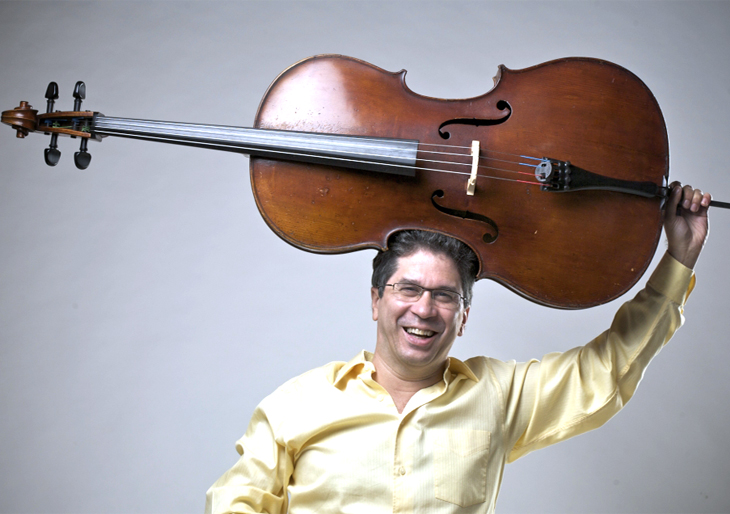 El violoncelo de Germán Marcano suena venezolano en Noches de Guataca