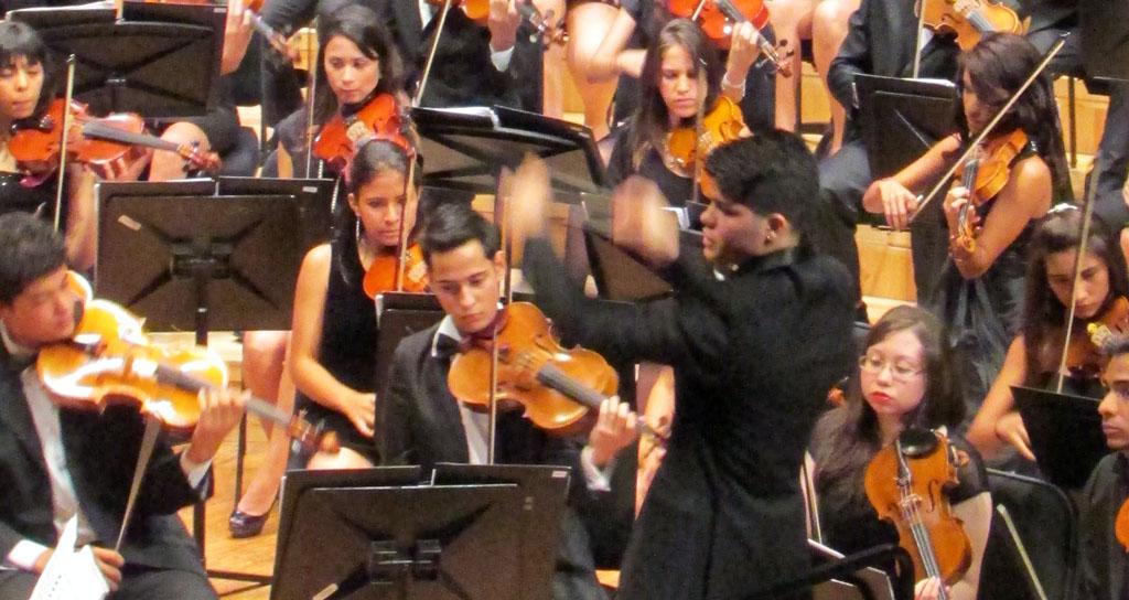 El Conservatorio Simón Bolívar presenta la solemnidad de Mahler y los ritmos afro-venezolanos