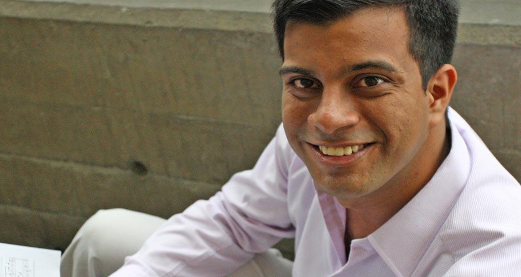 Ángel Hernández el compositor venezolano que vive para tallar la bella escultura del sonido y el silencio