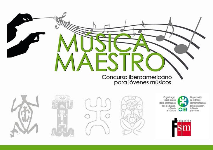 Concurso Iberoamericanopara Jóvenes Músicos
