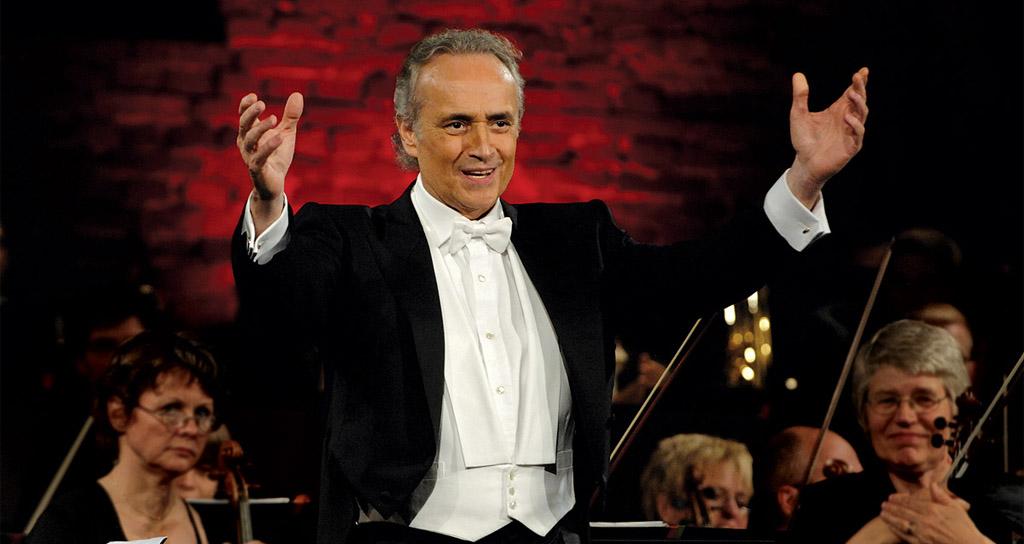 José Carreras y Plácido Domingo vuelven en concierto a Pekín