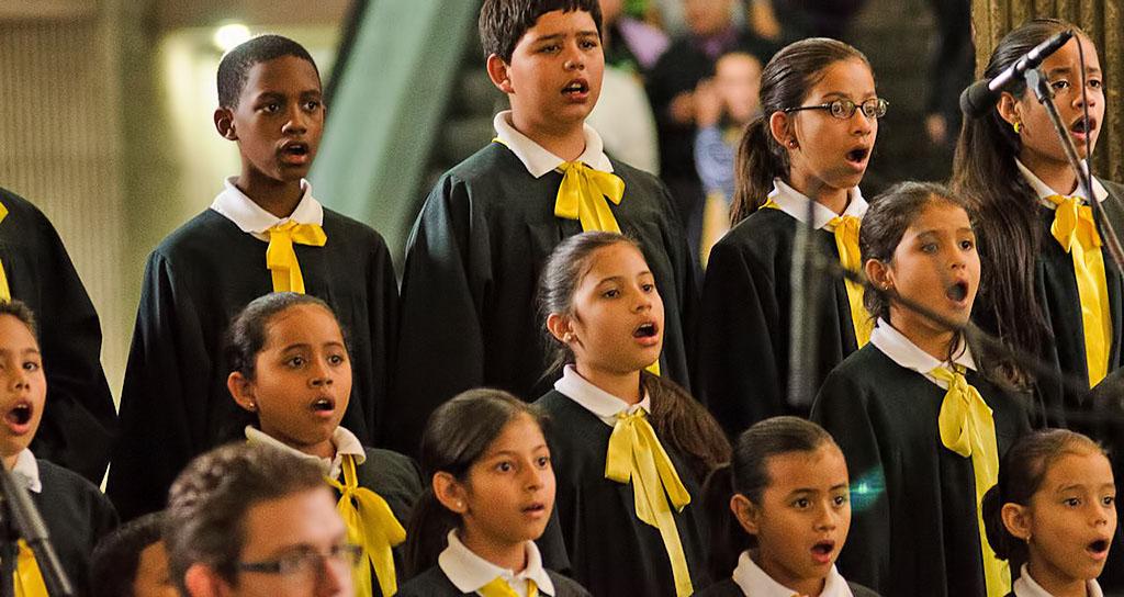 La Fundación Enclave celebra 20 años de educación musical