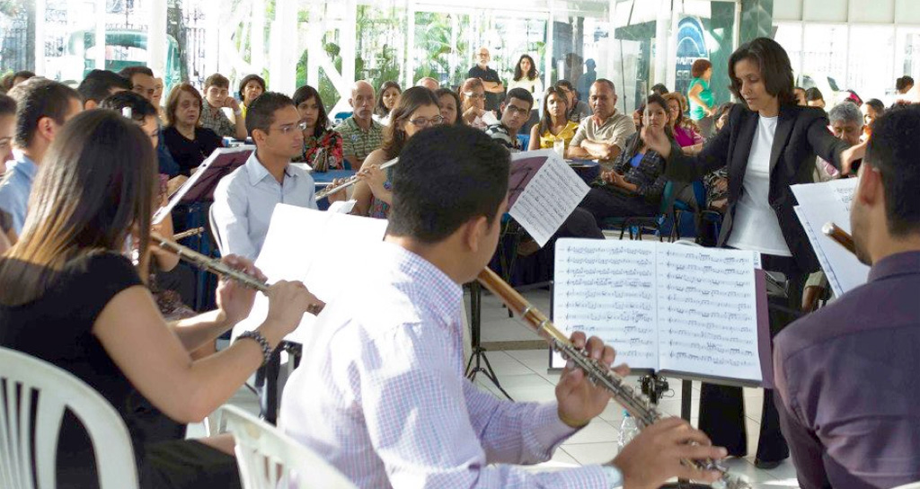 Orquesta Nacional de Flautas celebra 18º Aniversario con un concierto en el Teatro de Chacao