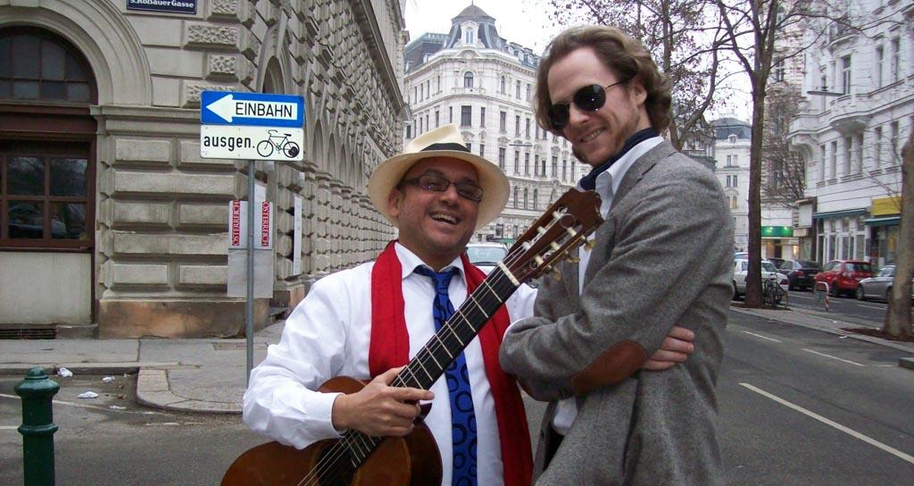 Dúo Austríaco-Venezolano: Javier Pedrá y Clemens Kerschbaumer en Concierto