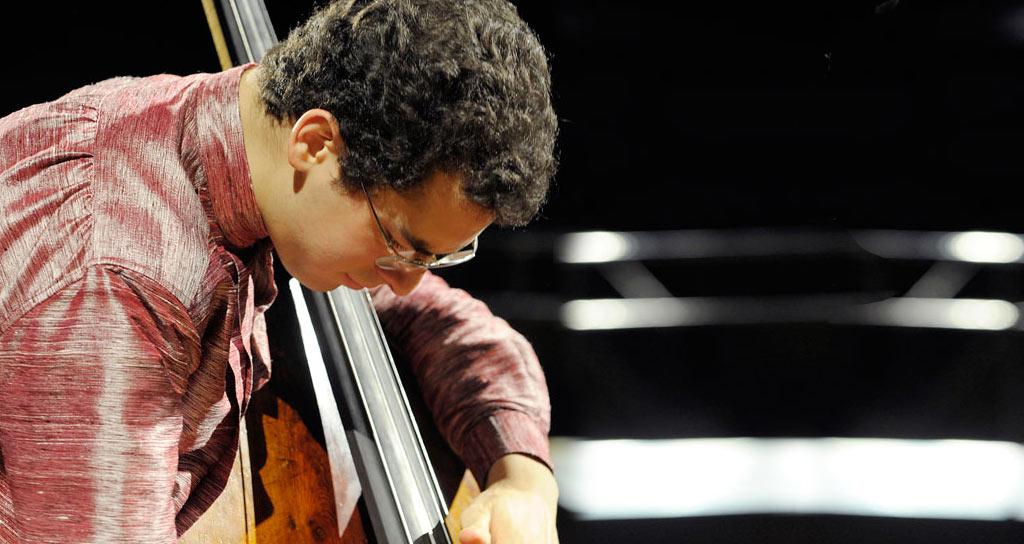 Edicson Ruiz presenta concierto como solista en Alemania