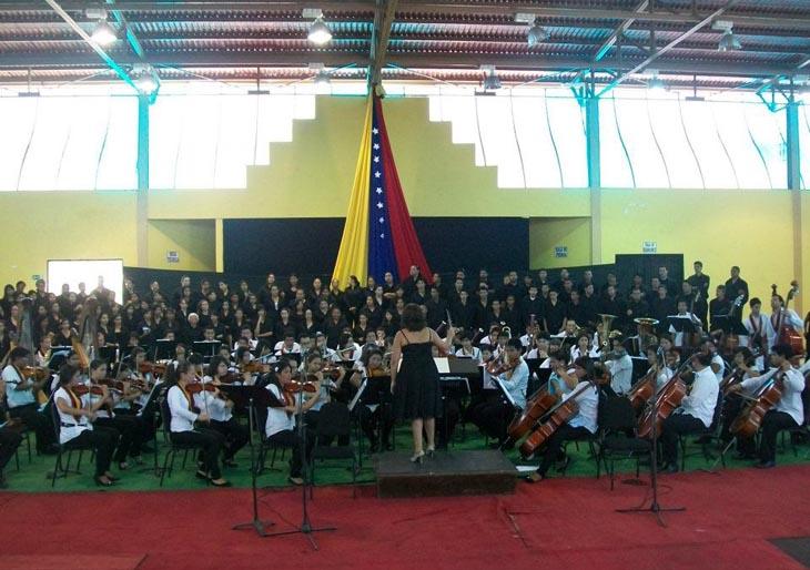 El sistema de orquestas de Guanare ofrece concierto de apertura de la temporada