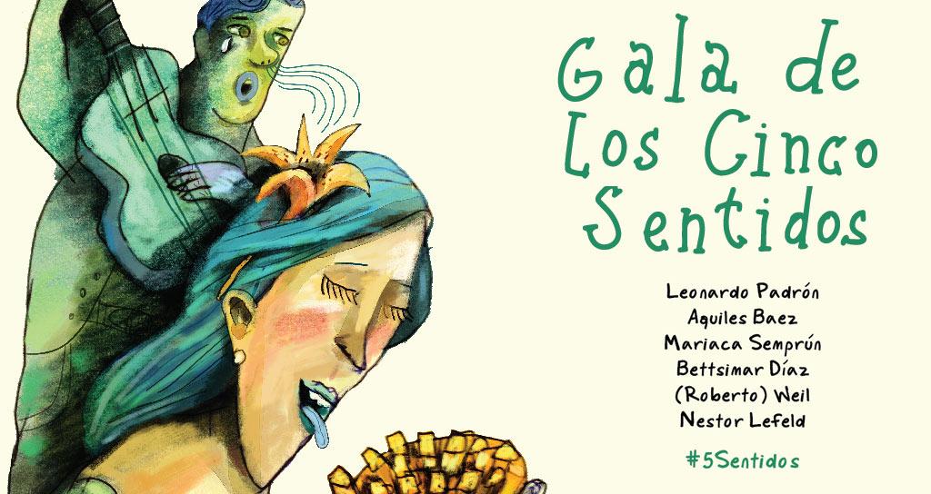 El talento venezolano se viste de gala en una experiencia de 5 sentidos