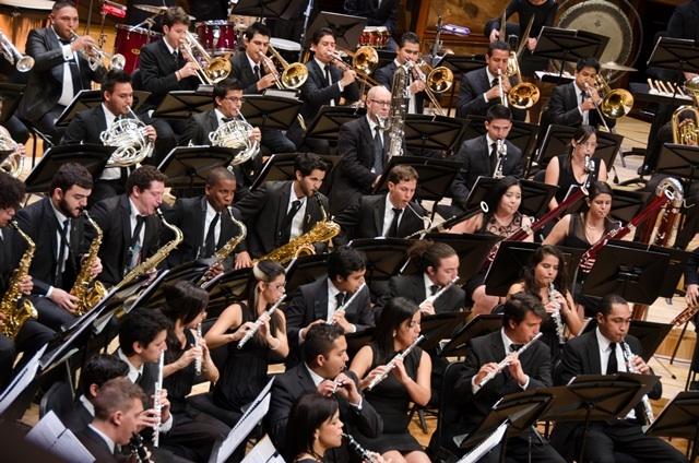 Banda Sinfónica Simón Bolívar