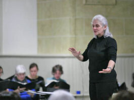 María Guinand asistirá al Simposio Coral: Música de las Américas en Dakota del Norte