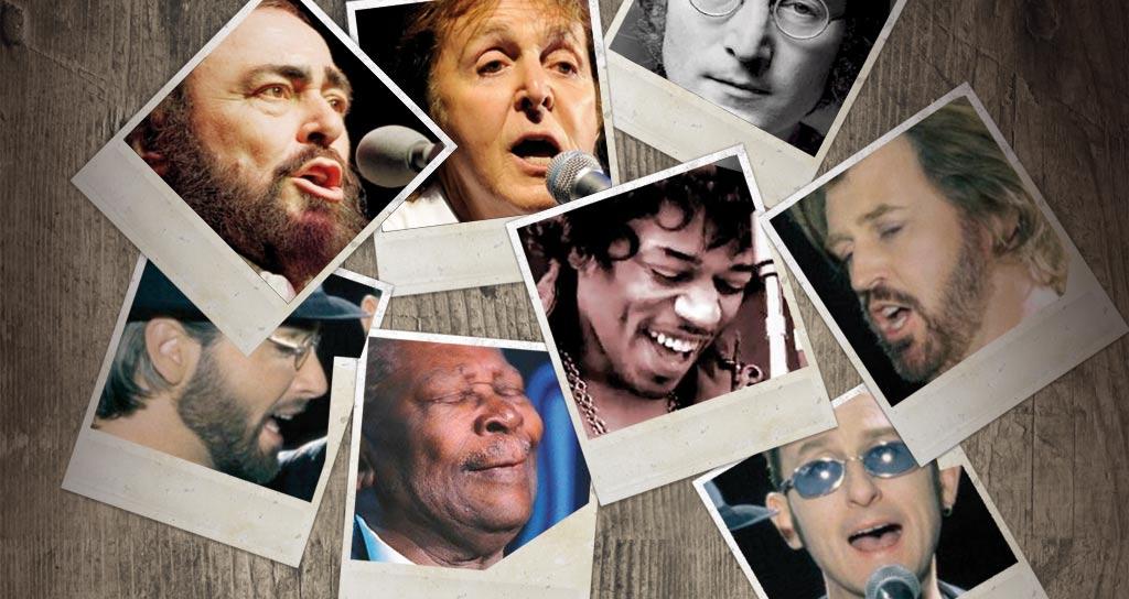 Músicos de oído: Compositores que no saben leer música
