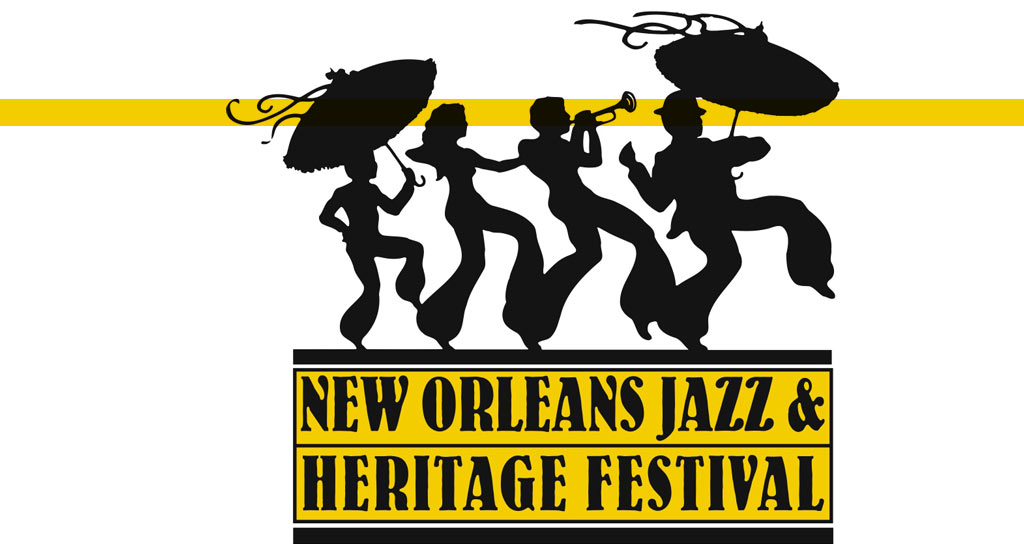 New Orleans Jazz Heritage Festival, listo