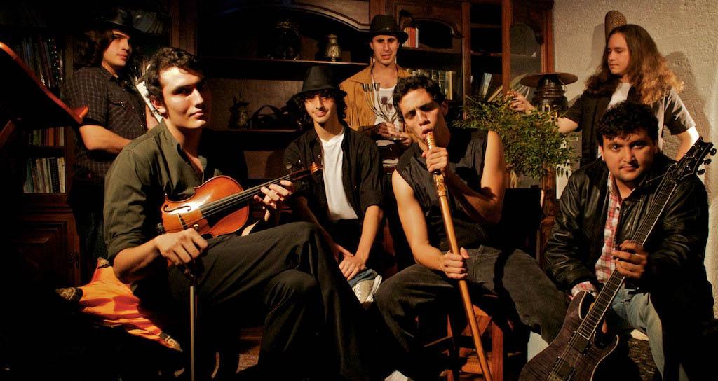 Séptima Carta ofrece una noche de teatro, rock y poesía