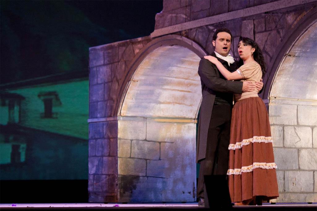 etzabeth Talavera y Francisco Morales interpretarán un repertorio de música venezolana