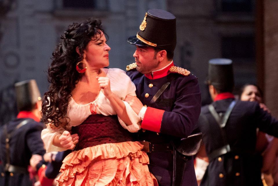 Aquiles Machado y Rosa Delia Martin Alonso