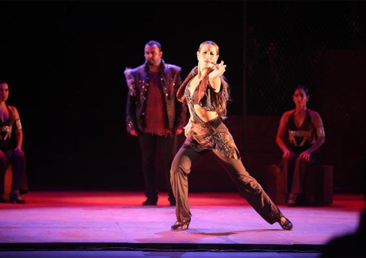 """""""Por Amor a la Danza 2013"""" El Flamenco y el Jazz conviven en el Teatro de Chacao"""