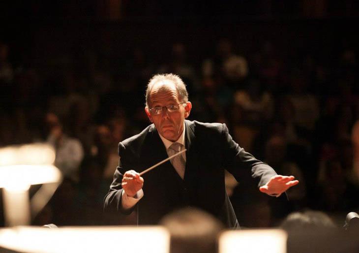 Rodolfo Saglimbeni será el director titular de la Sinfónica de Uncuyo por tres años