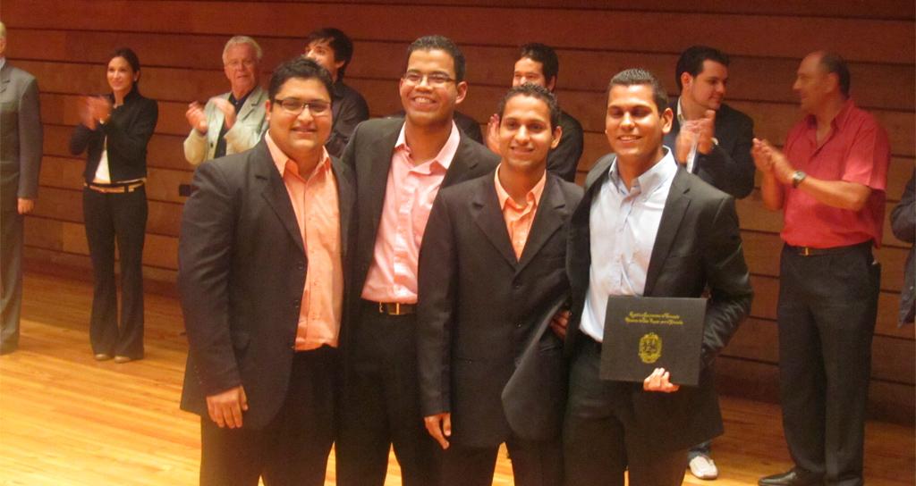 Cuarteto de Cuerdas Yaracuy triunfa en el Concurso del II Festival de Música de Cámara