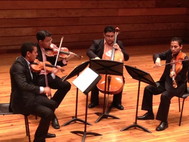 Cuarteto de Cuerdas Yaracuy