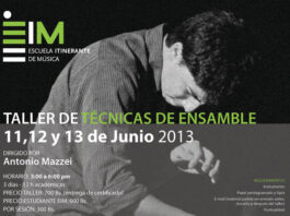 Escuela Itinerante de Música