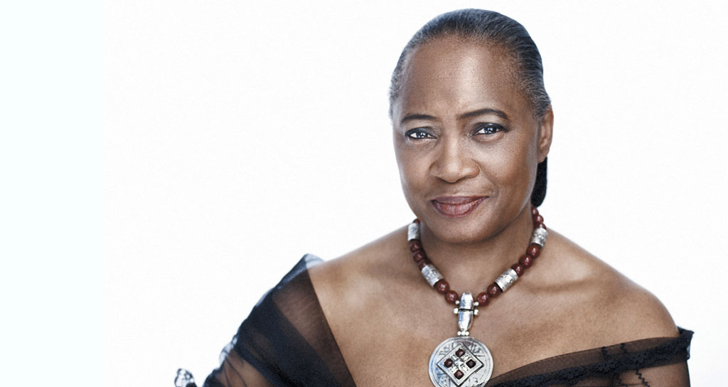 Barbara Hendricks ©Matthias Edwall