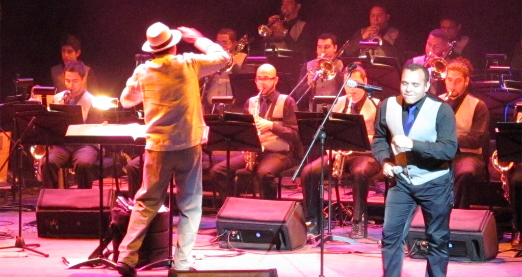 La música del Conservatorio Simón Bolívar llega a los parques nacionales