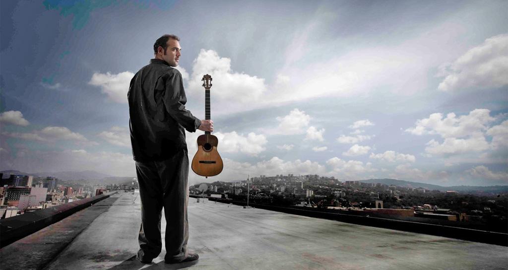 Jorge Glem presenta su disco En el Cerrito con un concierto en el Teatro de Chacao