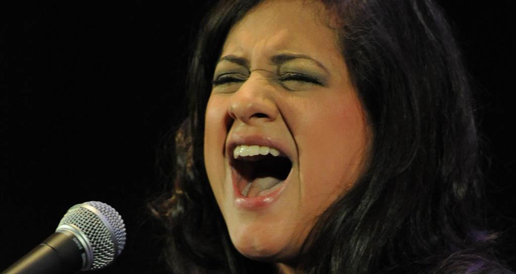 «Mis Canciones Favoritas»: Linda Briceño con Gabriel Chakarji, Gonzalo Teppa y Adolfo Herrera