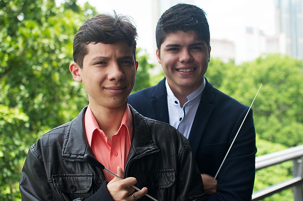 Manuel Jurado & Enluis Montes