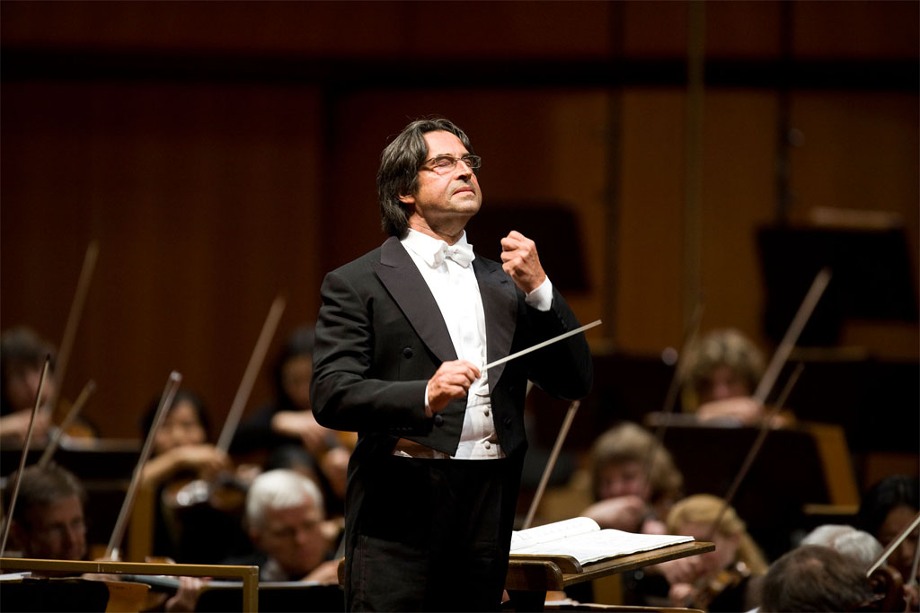 Riccardo Muti conducts Chicago Symphony Orchestra Foto: Todd_Rosenberg