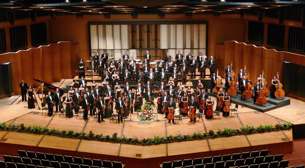 Orquesta Sinfónica de Venezuela OSV