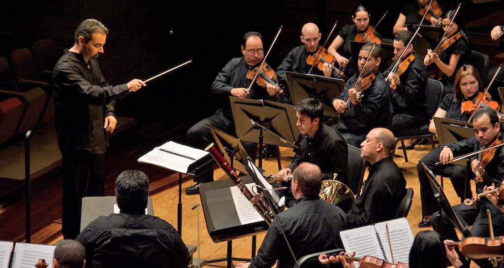 Orquesta Binacional Argentino Venezolana estrecha lazos en Buenos Aires
