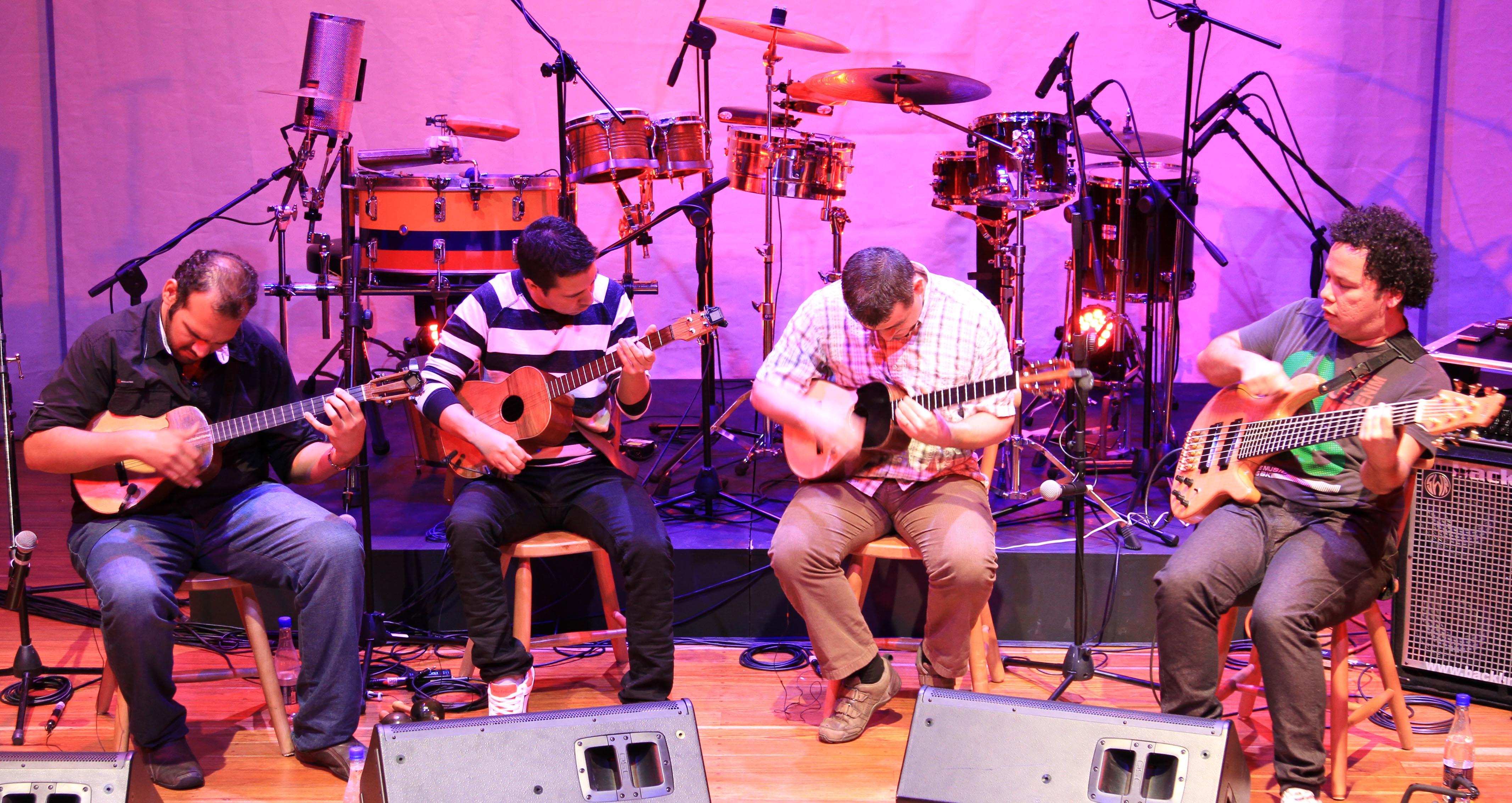 C4 trío triunfó en siete ciudades de Colombia