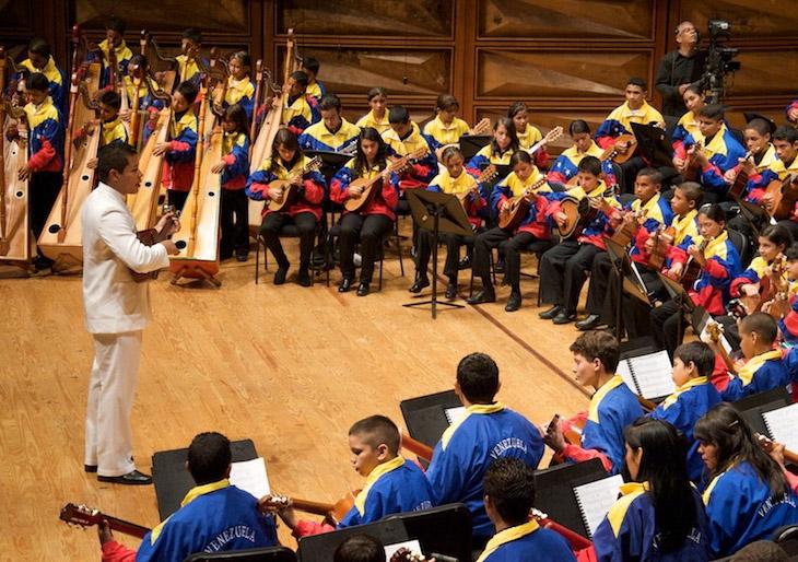 El Sistema creará el método de enseñanza para los instrumentos de la música tradicional venezolana
