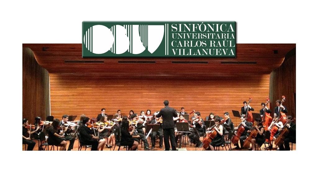 La Sinfónica Universitaria Carlos Raúl Villanueva convoca a Audiciones Generales