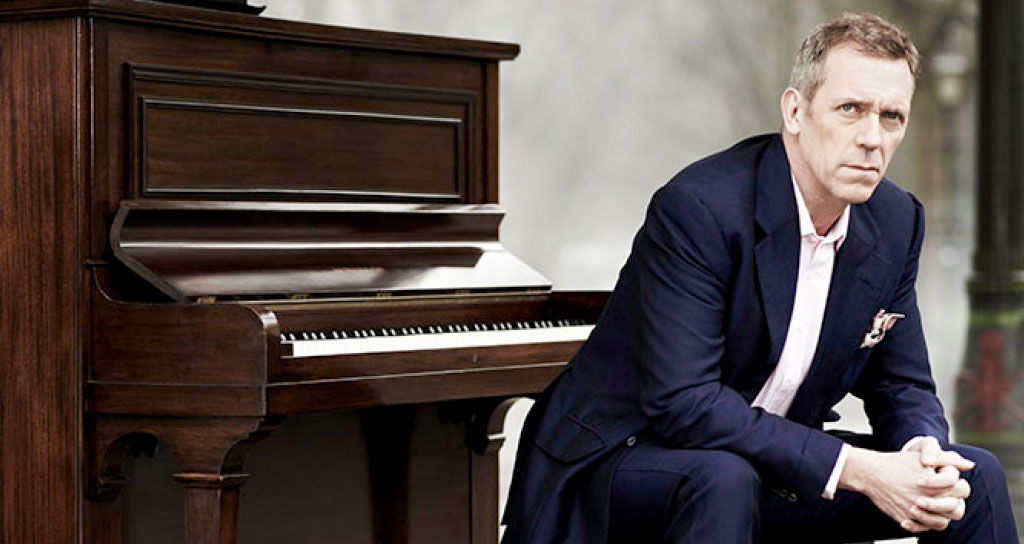 Hugh Laurie mantiene su búsqueda en el blues, el country y el jazz