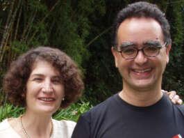 Juan Francisco Sans y Mariantonia Palacios