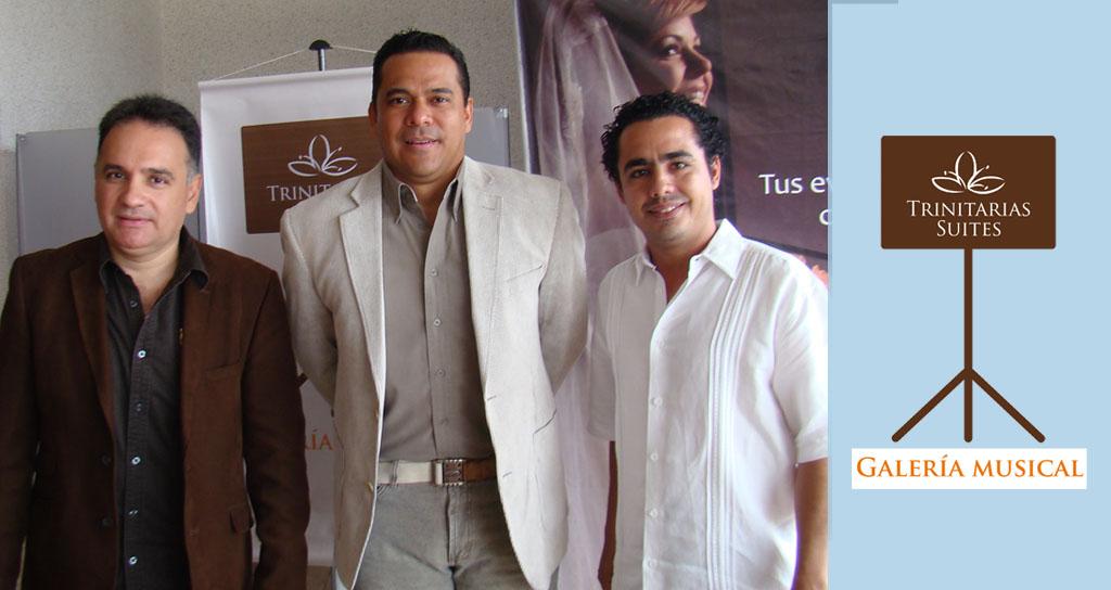 """Hotel Trinitarias Suites ratifica convenio cultural """"Galería Musical"""""""