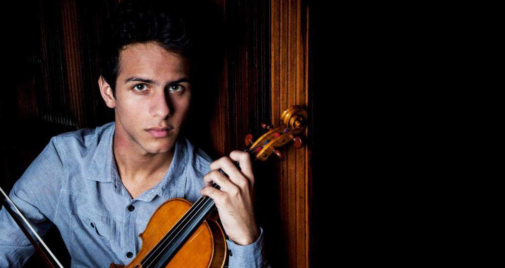 Recital de violín y piano con Enmanuel Maestre y Sara Illana Arias Cano