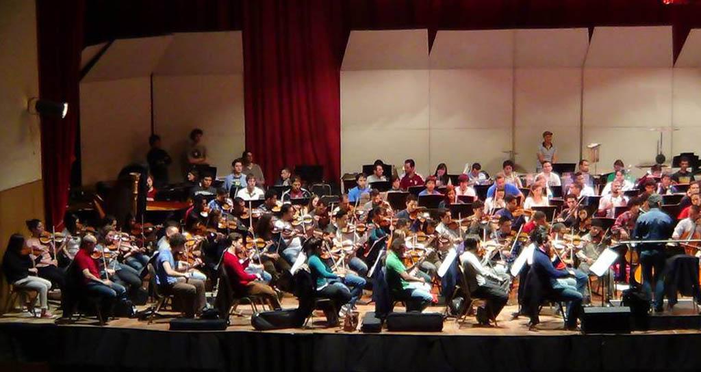 Concierto de la Orquesta Binacional Argentino-Venezolana