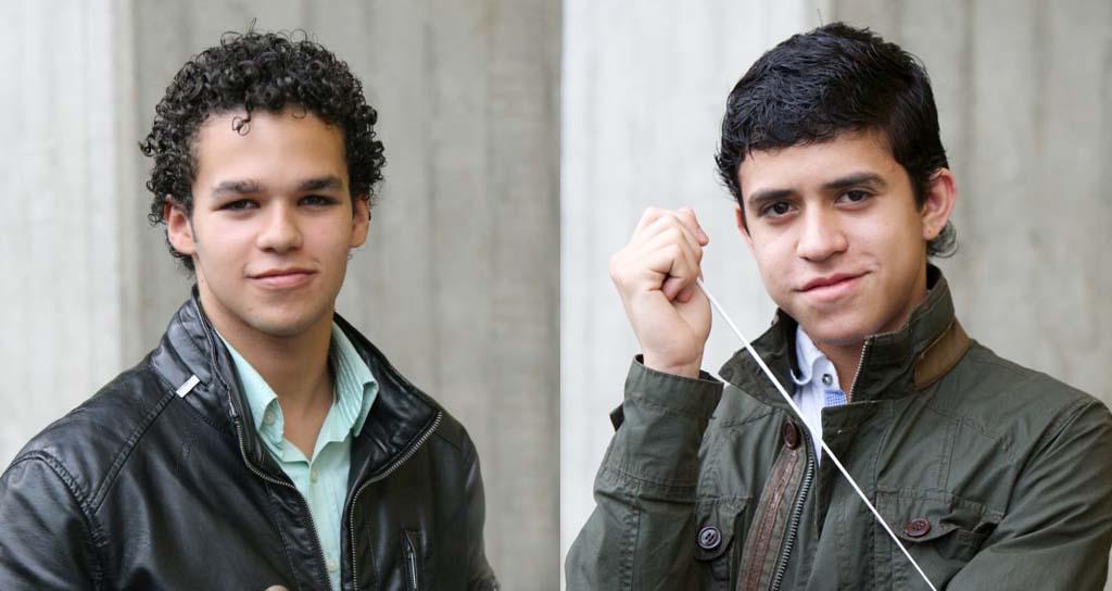 Jesús Parra y José Ángel Salazar alzan sus batutas en el Festival Jóvenes Directores