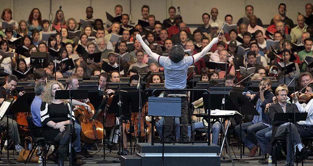 Gustavo Dudamel fue incluído en la lista de las 50 personalidades más influyentes e inspiradoras