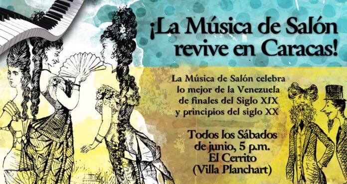 ¡La Música de Salón revive en Caracas!